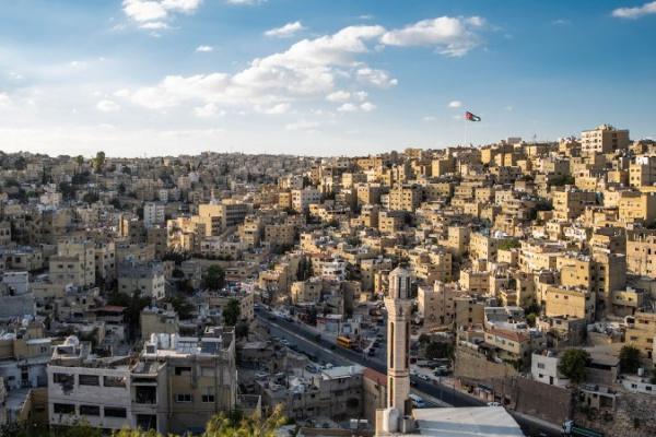 Giordania e Gerusalemme