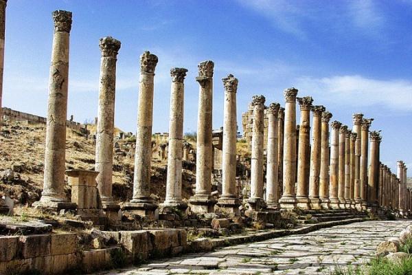 Giordania classica e Mar Morto