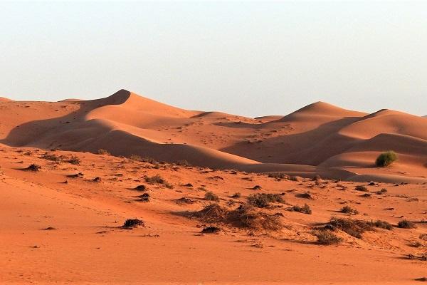Capodanno nel deserto dell'Oman e Dubai