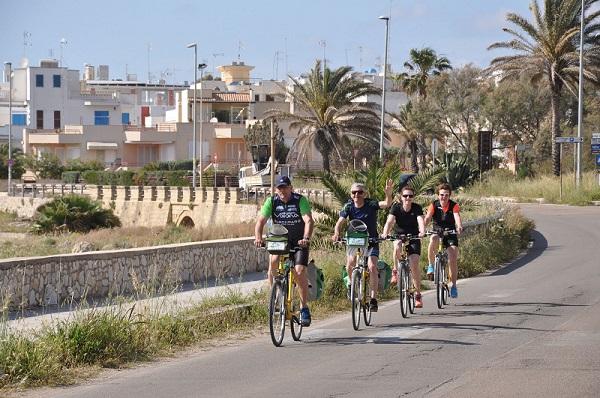 Puglia in bici nel cuore del Mediterraneo