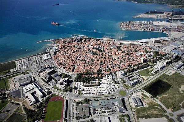 Istria da Trieste a Pola